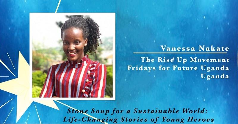 Vanessa Nakate, The Rise Up Movement in Uganda