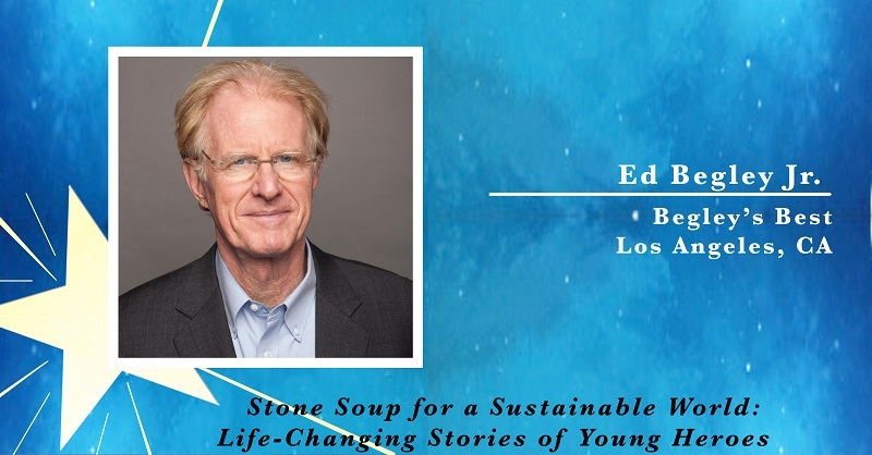 Ed Begley Jr, Actor and Founder of Begley's Best in Los Angeles, California