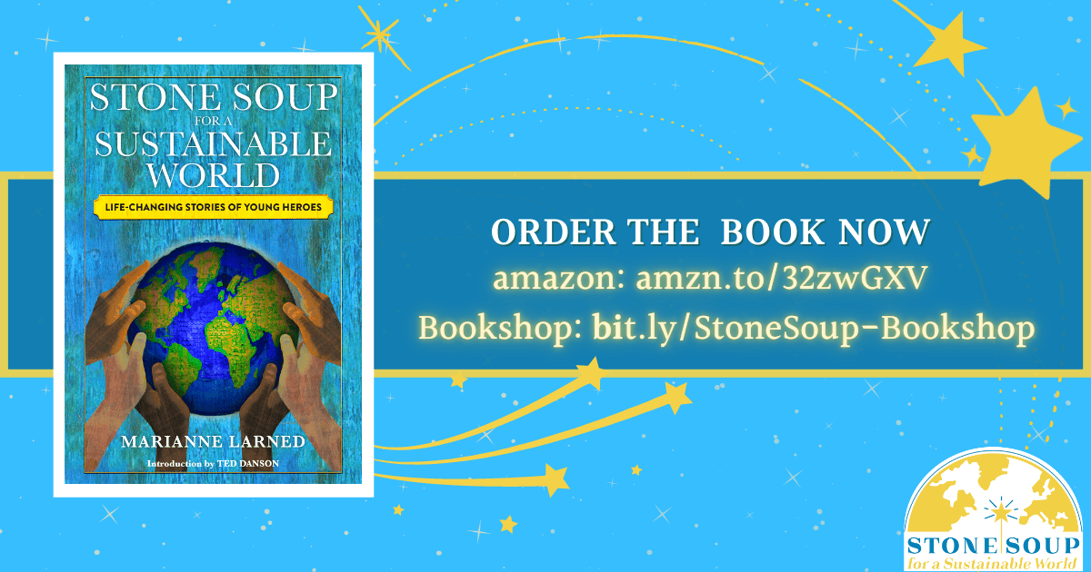 Order the Book Now on Amazon and Bookshop and help shine the light on inspiring young heroes